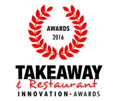 Takeaway and restaurant Expo London Award