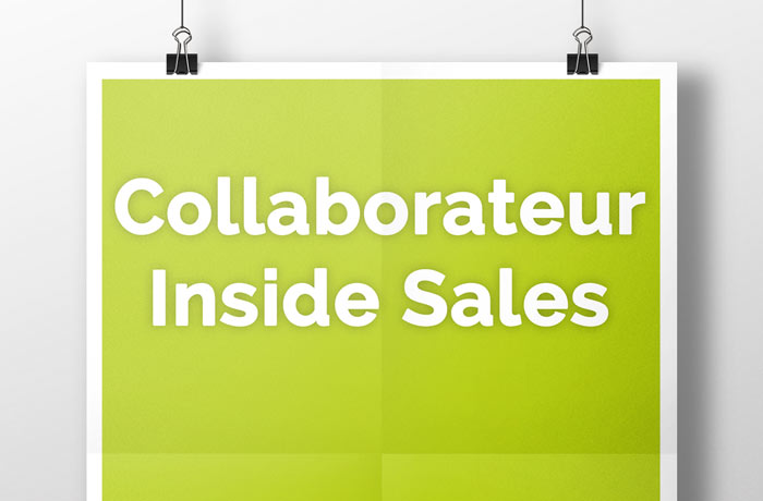 Collaborateur de vente interne