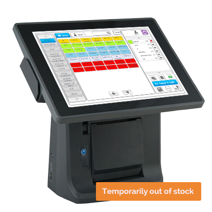 All-in-one POS terminal