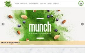Munch Superfood Anvers