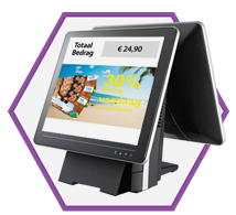 Digital signage display